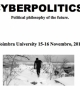 CYBERPOLITICS. Political philosophy of the future.