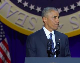 El último discurso de Barack Obama, en español