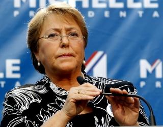 Michelle Bachelet gana las elecciones presidenciales de Chile