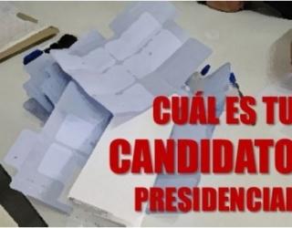 Comienza recta final para elecciones en Chile con Bachelet como favorita