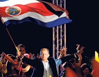 Solís es el nuevo presidente