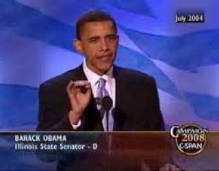 El discurso que le hizo presidente